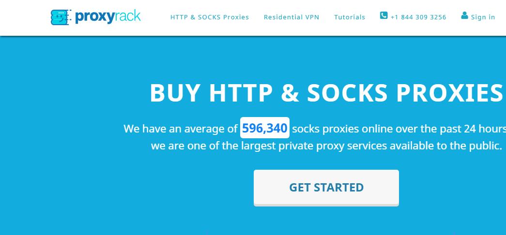 ProxyRack Review – ShopperChecked com